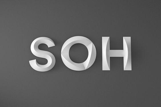 SOH Logo design