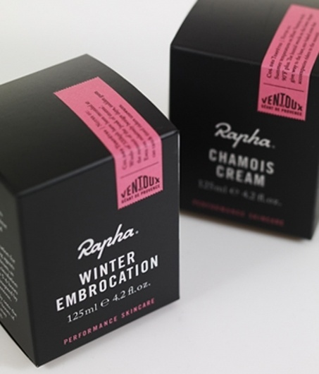 Rapha Performance Skincare | Irving & Co #packaging #skincare
