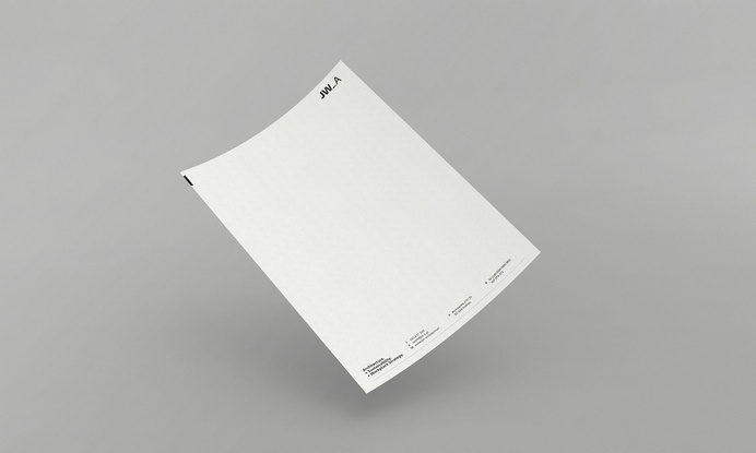 JW_A Architektura – Branding