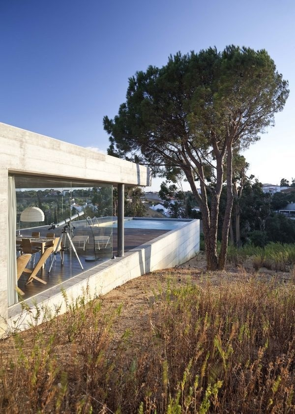 Portugal, Pedrogão #design #architecture #house #home #view #portugal #archilovers #archi lovers