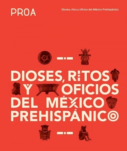 Spin — Proa Mexico Exhibition #gallery #identity #poster