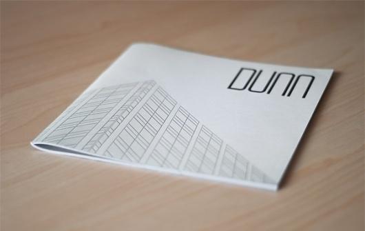 Dunn Typeface on the Behance Network #modular #font #dunn #geometry #typeface #poster