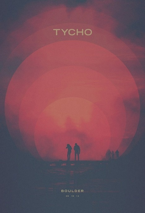 Tycho poster #tycho #poster