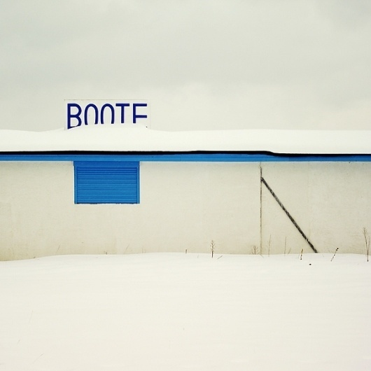 Winter Berlin on the Behance Network #photo