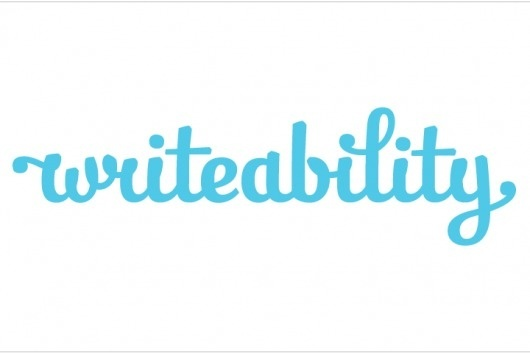 Writeability - Working Format #format #writeability #working #type #wordmark