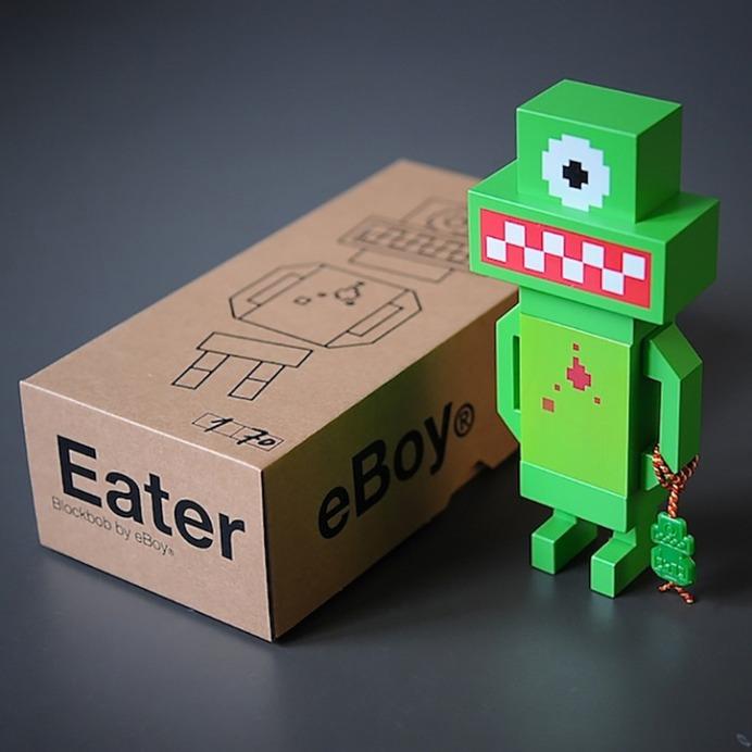 eBoy: Blockbob Eater