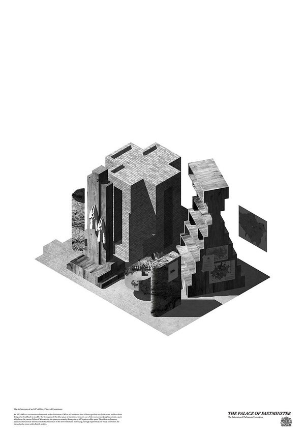kieran wardle 11 #rendering #architecture #drawing