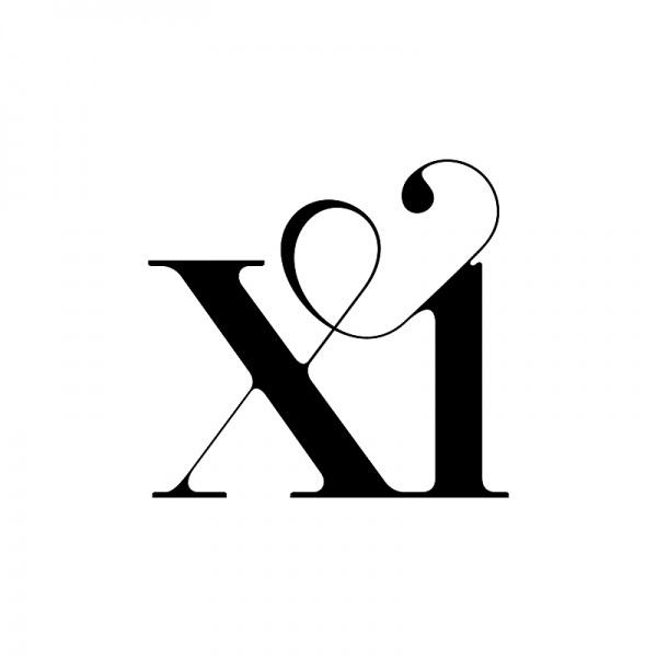 Paris Typeface - New Typeface by Moshik Nadav Typography #ligature #typography