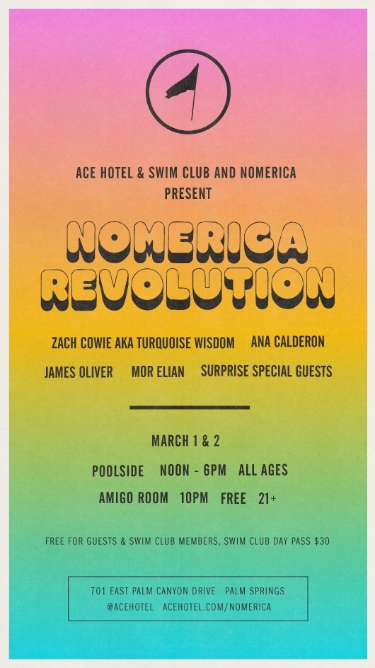 Nomerica Weekend #poster