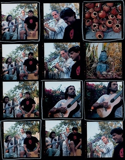The Cover Up » Triorganico – Convivencia #music #photography #analog