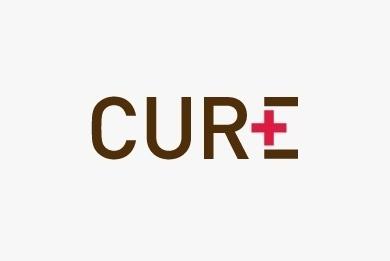 Dowling | Duncan – Cure product launch #logo