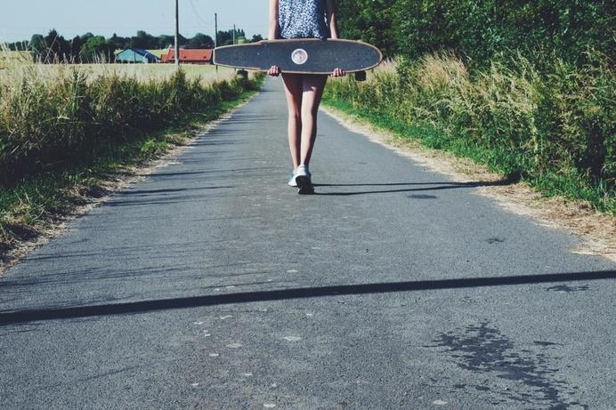#summer #france #skate #countryside #brotherhood #lifestyle #folk #longboard