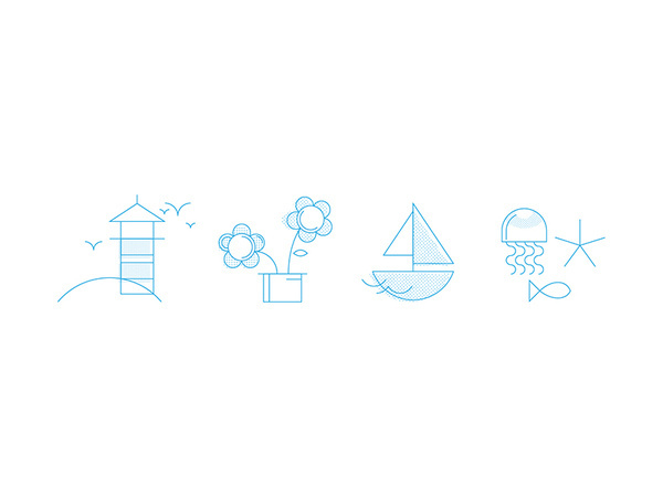 Map Icons #sign #picto #symbol #icons