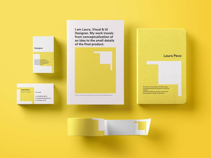 Image result for yellow branding
