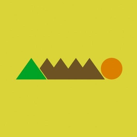 Justin Harder > Ammo #justin #landscape #illustration #logo #harder