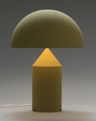MoMA   The Collection   Vico Magistretti. Atollo Table Lamp (model 233). 1977 #design #light #magistretti #table #vico