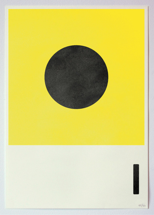 Navy Signal Prints #prints #print #design #code #hana #signal #navy #tanimura #giclee #nautical