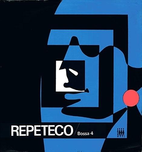 grain edit · Bossa Nova And The Rise Of Brazilian Music In The 1960s #design #graphic #sleeve #vinyl #repeteco #nova #bossa