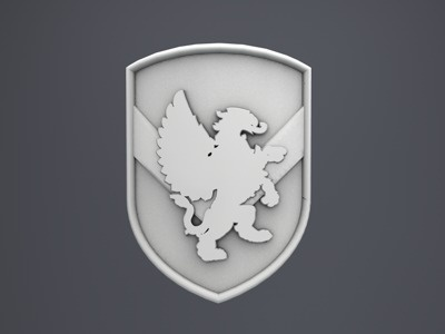 Hackney RFC Shield 001 #shield