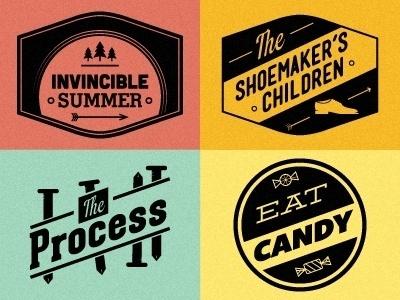 Dribbble - Logo Play by Martin Refsal #type #logo #typography