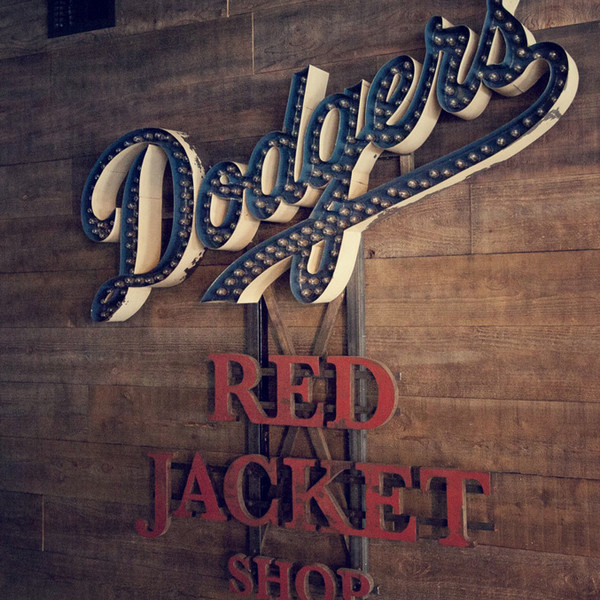 Gallery Sideshow Sign Co. #sign #sideshow #co #type #dodgers