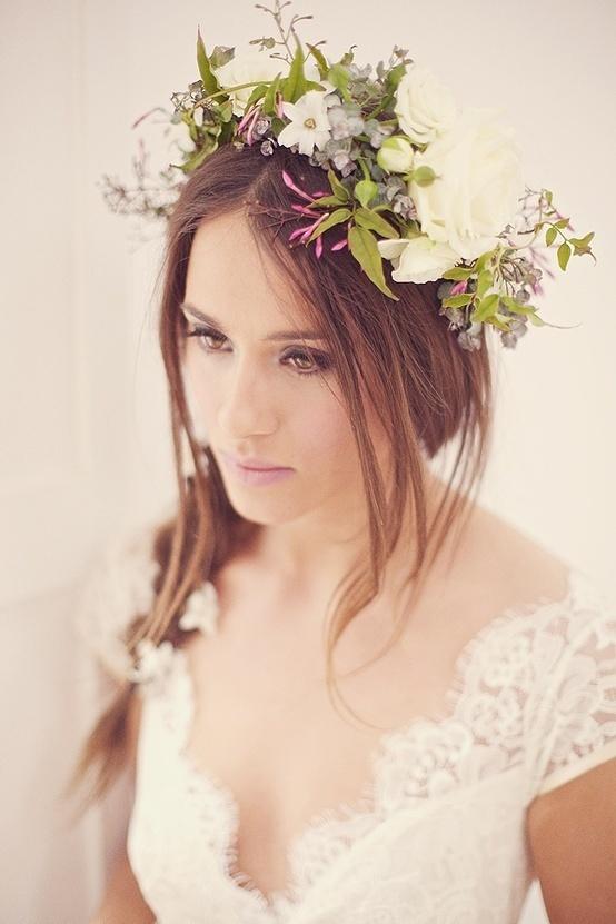 Wedding #flower #soft #woman #female