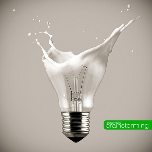 Web » Design You Trust – Social design inspiration! #brainstorming #light