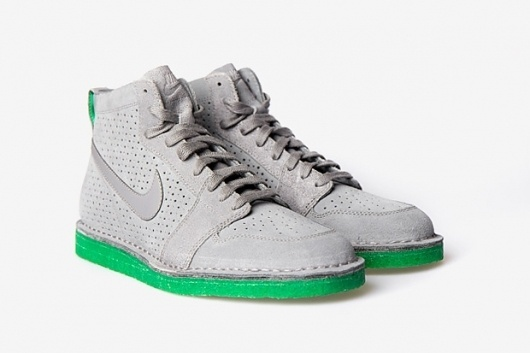 Nike Sportswear Air Royal Mid SO   Hypebeast #design #sneakers #fashion #suede #colour #trainers