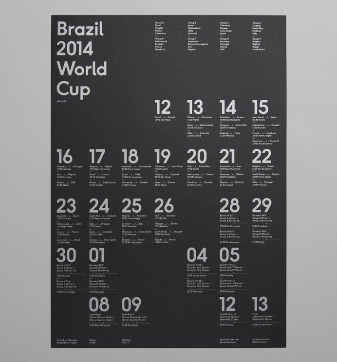 Brazil Fourteen #type