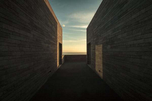Award-winning Casa das Mudas #portugal #clean #photography #architecture #minimal