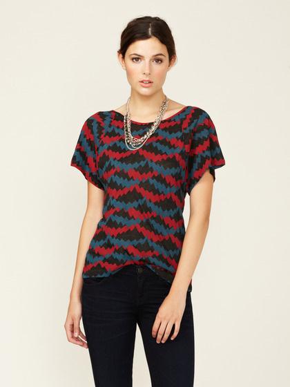 Twenty8Twelve Finn Raglan Jersey Tee #fashion #pattern #tee
