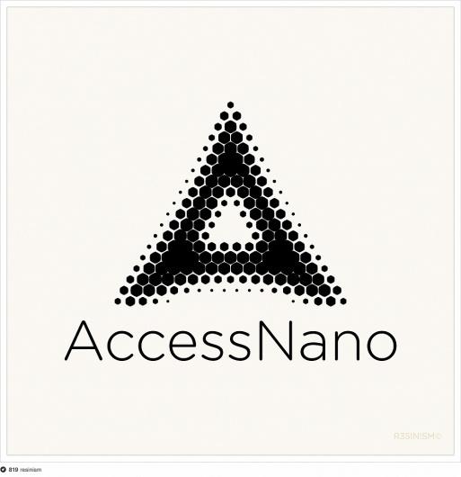 AccessNano logo #logo #nanotechnology #resinism #accessnano
