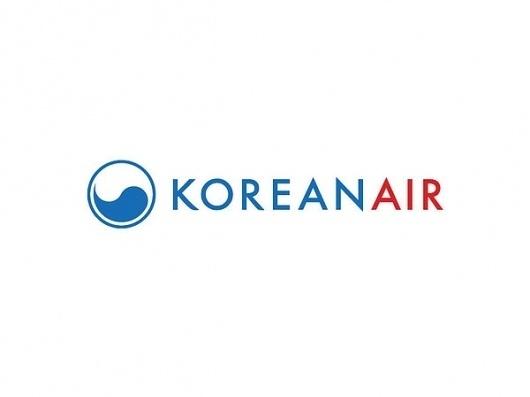 Korean air on the Behance Network #branding #airline #korean #identity #guideline #logo
