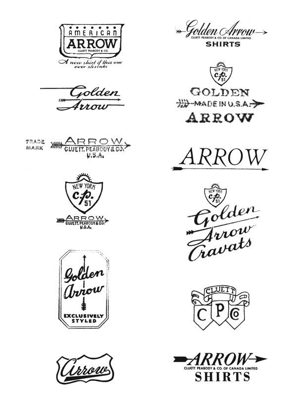 Arrow / Cluett by Glenn Wolk