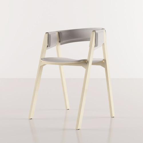 Derme Chair by Bruno Marques #chair #furniture #minimal