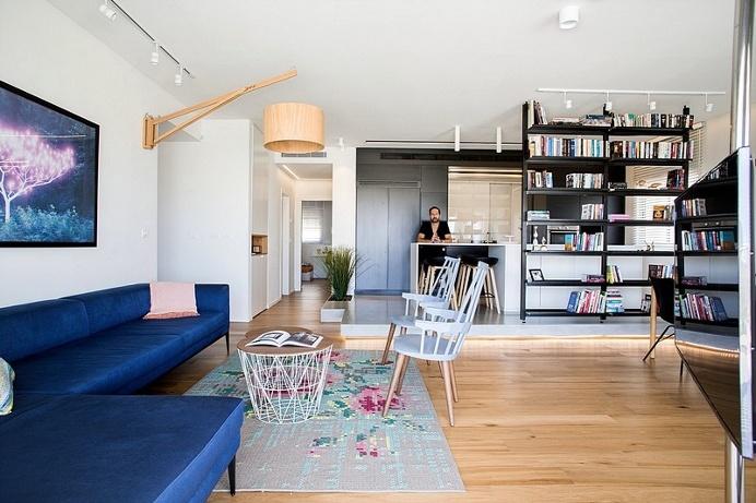 Netanya Penthouse by Dori Interior Design / Israel