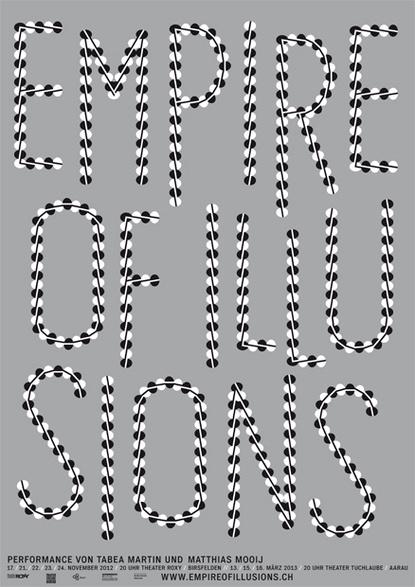 #typography #blackandwhite #illusions