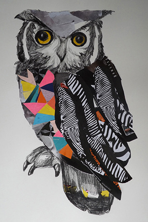 "Emma Gale ""Seymour"" #illustration"