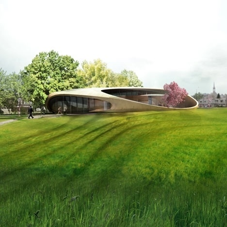 architecture - eVolo   Architecture Magazine #architecture