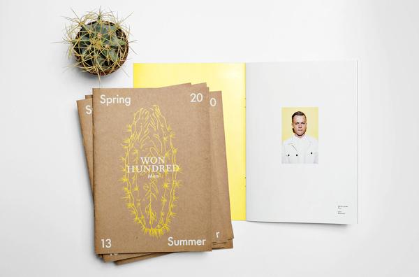 Designbolaget #layout #booklet