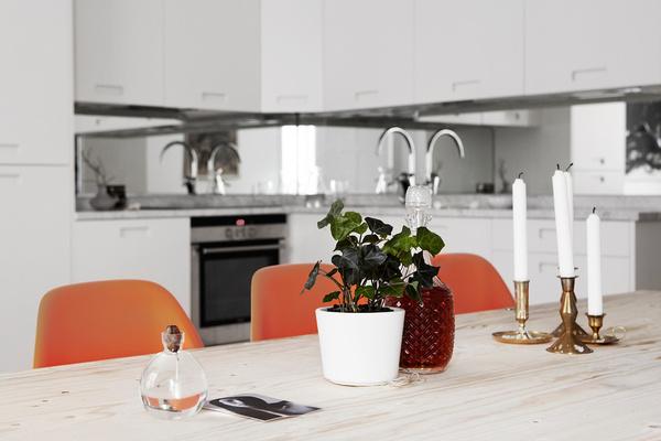 Pontonjärgatan 45, Kungsholmen, Stockholm | Fantastic Frank #interior #sweden #design #decor #kitchen #frank #deco #fantastic #decoration