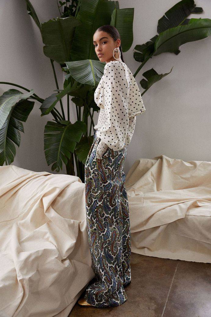 Diane Von Furstenberg Pre-Fall 2018 Lookbook - The Impression