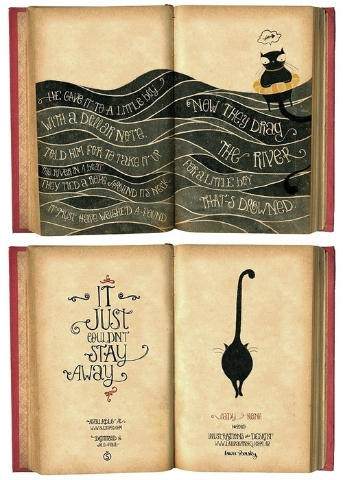 Lovely typography book #typography