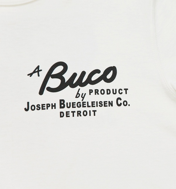 Inventory Stockroom — The Real McCoy'sBuco Product T-Shirt #type #log #script