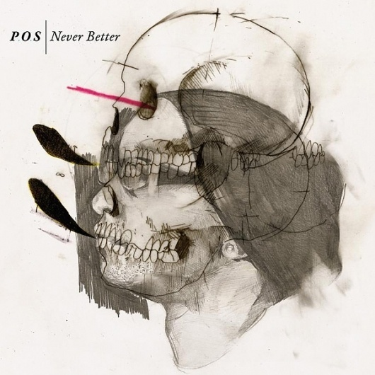 Google Afbeeldingen resultaat voor http://www.strangefamousrecords.com/store/images/large/CDs/pos_neverbetter_LRG.jpg #album #rhymesayers #cover #hiphop #illustration #pos #skull