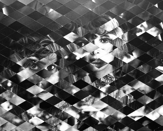 Allison Diaz | Geekiz #white #black #photography #and #collage