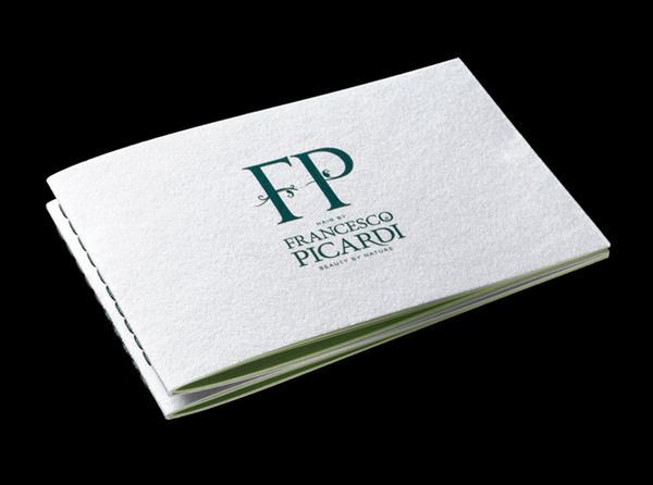 Francesco Picardi price list by Ascend Studio #premium #brochure