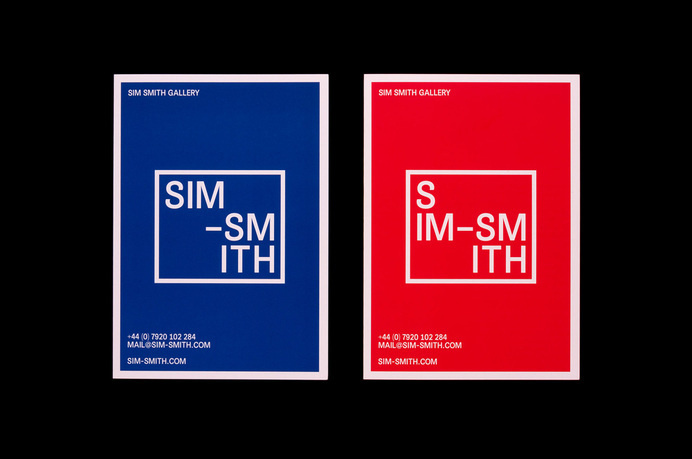 spinstudio: Sim Smith Gallery – Artist cards (Spin Work)www.spin.co.uk #print #cards
