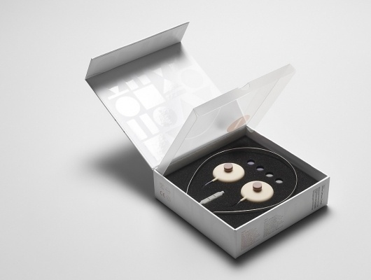 Muggie Ramadani – Recent Projects Special   September Industry #design #headphones #package