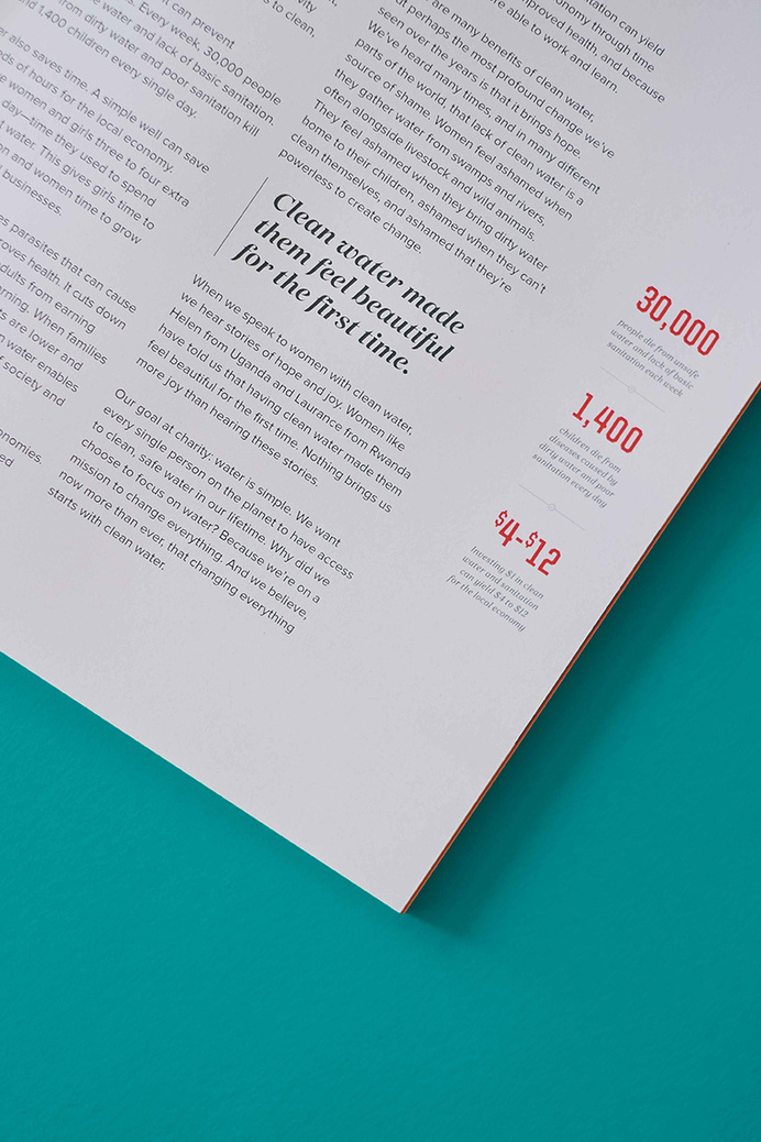 The Well Book #print #layout